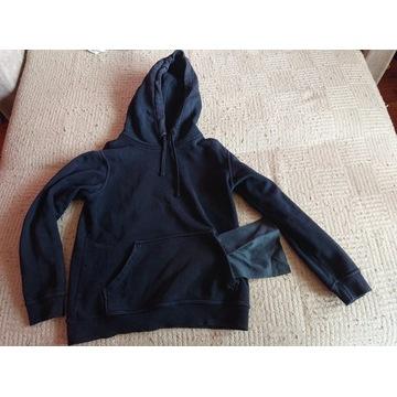Cleant Noir Hoodie bluza czarna