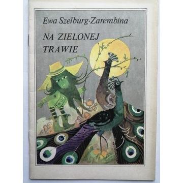 Szelburg-Zarembina: Na zielonej łące