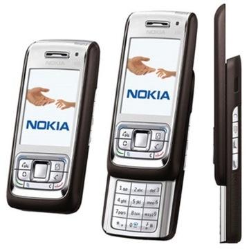 Nokia E65, Gw12, ŁADNA, Oryginał, ODPORNA,SENIOR 2