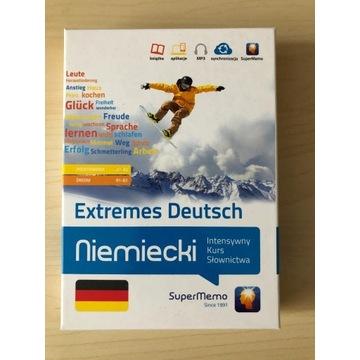 Extremes Deutsch niemiecki CD kurs