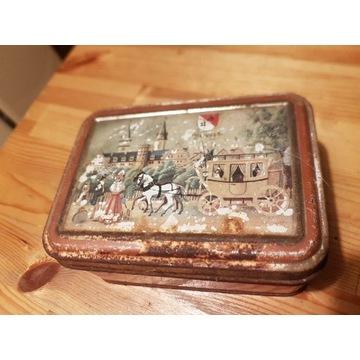 Stara puszka pudełko ciastka ? Ohringen