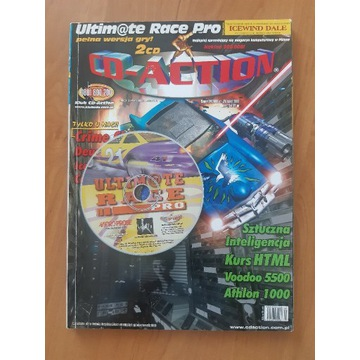 Cd action nr 52 09/2000 plus cd