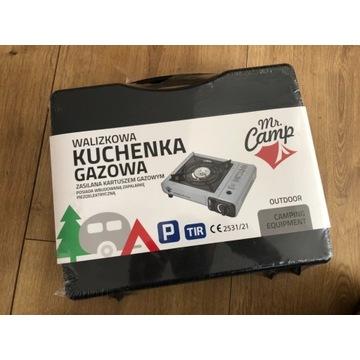 Turystyczna Kuchenka Gazowa - Nowa