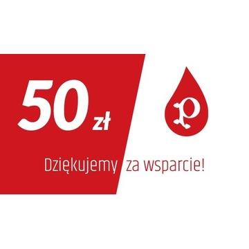 Cegiełka 50 zł