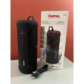 Głośnik mobilny HAMA Soundcup-D 2 w 1 IPX7