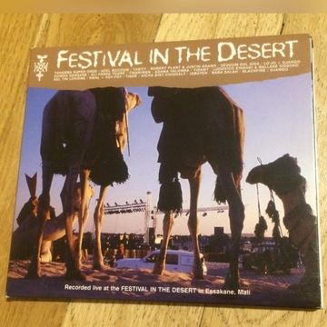 CD - Festival in the Desert - 2003 - Mali