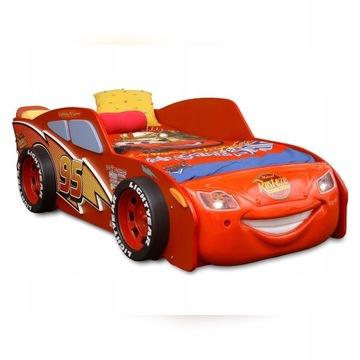 Łóżko auto Zygzag McQueen samochód