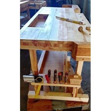 Profesjonalny stół stolarski