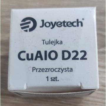 Tulejka Joyetech CuAIO D22 przeźroczystate