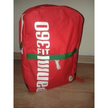 Sportowy plecak ,na wyprawy i nie tylko