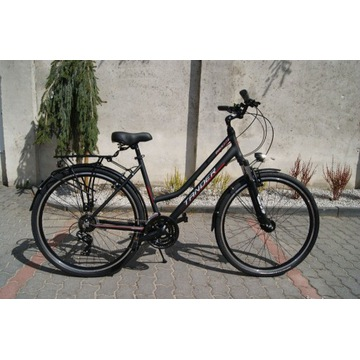 NOWY aluminiowy rower trekking TANDER 28'' koła