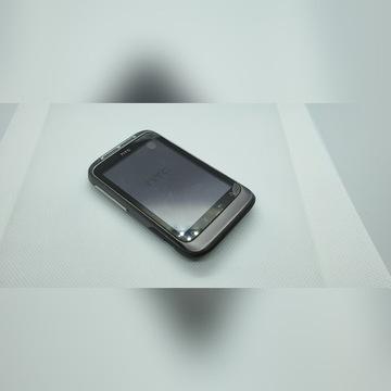 Telefon komórkowy smartphone HTC WILDFIRE S A510E
