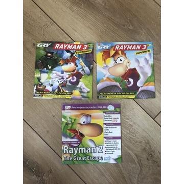 Rayman 2 + Rayman 3