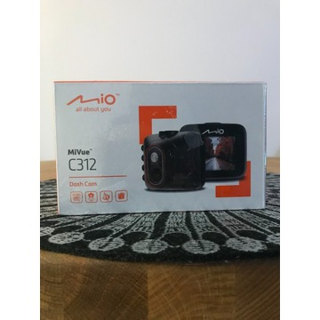 nowy wideorejestrator Mio  C 312