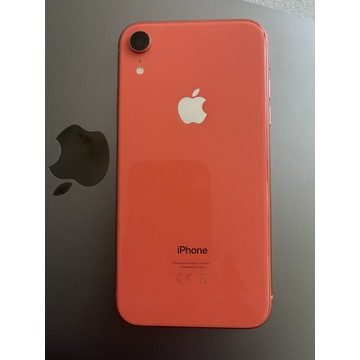 iPhone XR CORAL 128G
