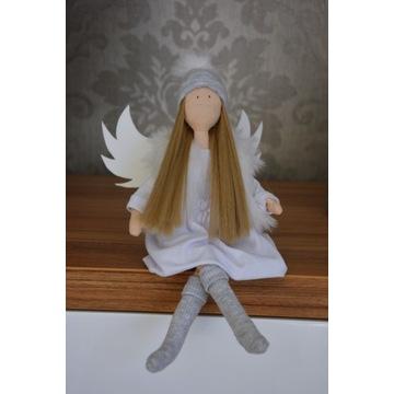 Aniołek handmade (na walentynki, prezent dla niej)