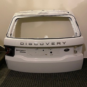 Klapa bagażnika Land Rover Discovery Sport MY16