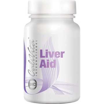 Liver Aid Zdrowie wątroby CaliVita