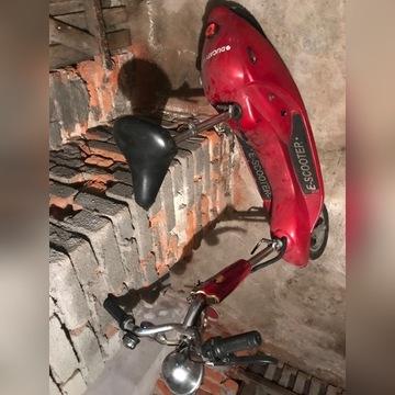 Ducati Skuter Elektryczny Retro Zabytek