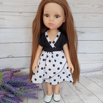 Ubranka dla lalek Paola Reina