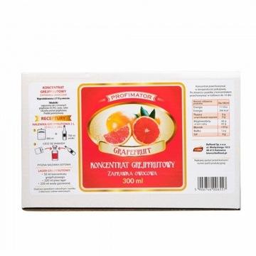 Koncentrat owocowy grejpfrutowy 300 ml - Krosno