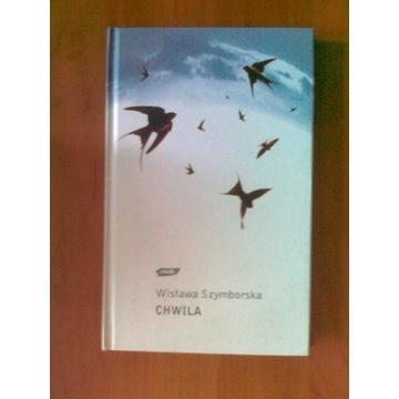 """Wisława Szymborska """"Chwila""""  -- jak nowa!"""