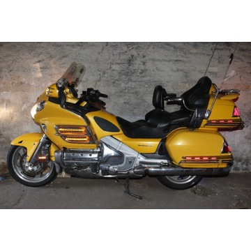 2002 Honda  GL1800 GOLD WING GOLDWING ( Zamiana)