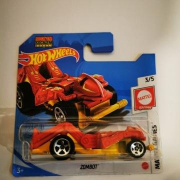 Hot Wheels Zombot Mattel Games Robot 2021