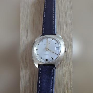 Zegarek szwajcarski pozłocany incabloc ,Atlantic