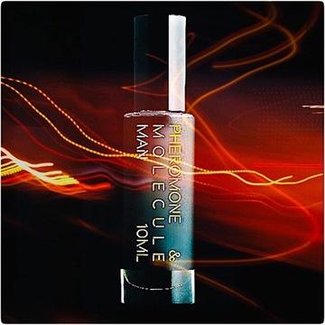 Pheromone & Molecule OUDWOOD for Man 10ml roll on