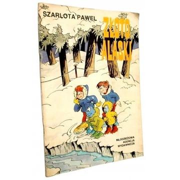 ZŁOTO ALASKI Szarlota Pawel - komiks