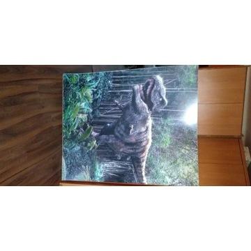 Plakat Dinozaur na pleksie na ścianę