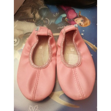 Baletki różowe Coolclub rozm. 25