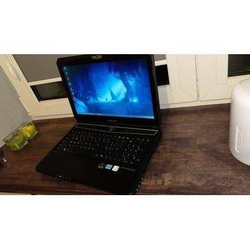 Laptop Medion Erazer x6817 GTX765m SSD+HDD Dodatki