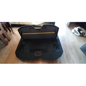 Półka bagażnika kompletna volvo xc 60