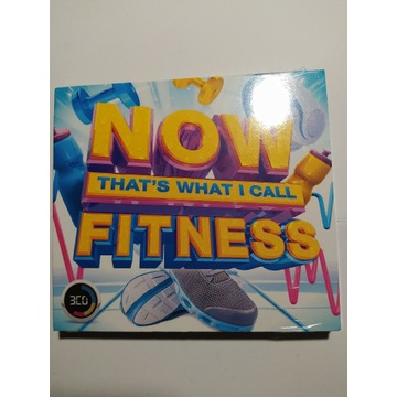 Now that's what I call fitness 3 CD nowe w folii