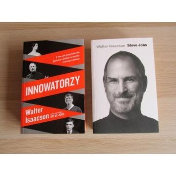Innowatorzy + Steve Jobs    Walter Isaacson