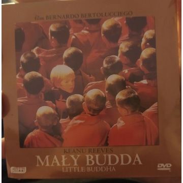 MAŁY BUDDA DVD