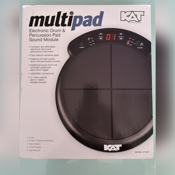 KAT KTMP1  Percussion Multipad