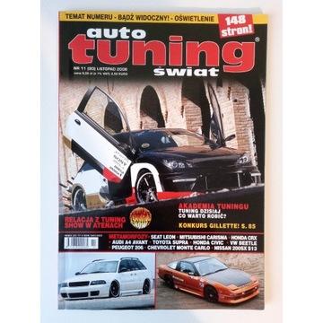 Magazyn Auto Tuning Świat Nr 11 Listopad 2006