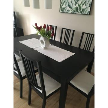 IKEA stół i krzesła, stolik pod telewizor, komoda