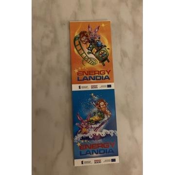 Bilety do Energylandii 4sztuki
