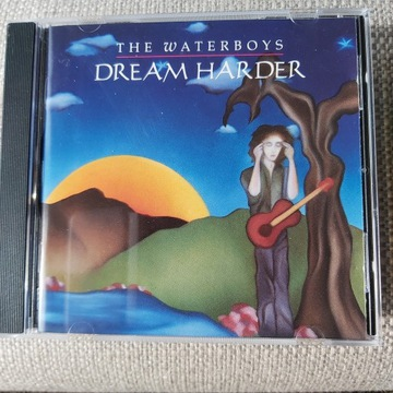 THE WATERBOYS   DREAM HARDER