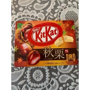 KitKat kasztan 3x11,3 g  mini Japonia Tokio