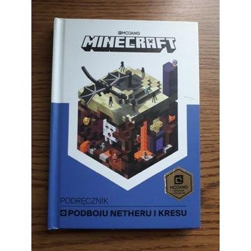 Minecraft Podręcznik podboju Netheru Kresu Mojang