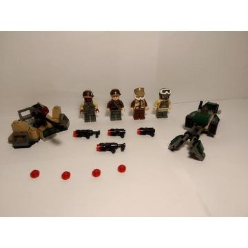 LEGO StarWars 75164 Rebel Trooper-kompletny zestaw