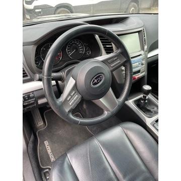 Subaru Outback IV airbag poduszka powietrzna kiero