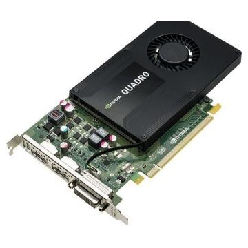 Karta graficzna nvidia Quadro  K2200 4GB DDR5