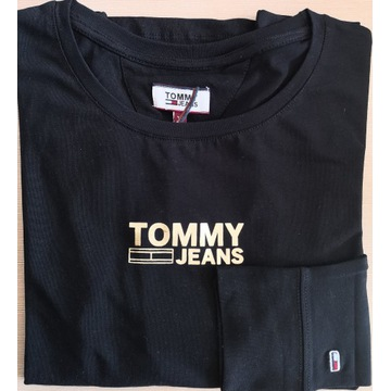 longsleeve bluzka Tommy Hilfiger / M