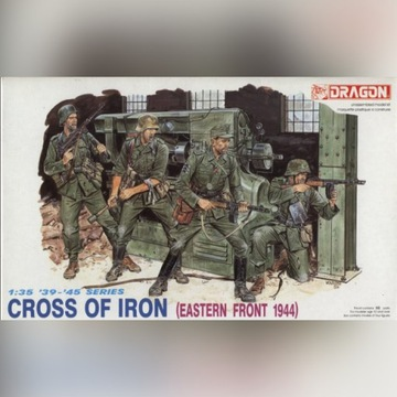 CROSS OF IRON (Eastern Front 1944)  DRAGON 6006